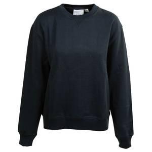 CG | CG Misses Navy Fleece Crew Sweatshirt