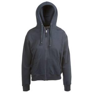 CG | CG Women's Navy Unlined Fleece Full Zip Hoodie