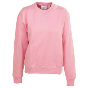 CG | CG Women's Pink Fleece Crew Sweatshirt