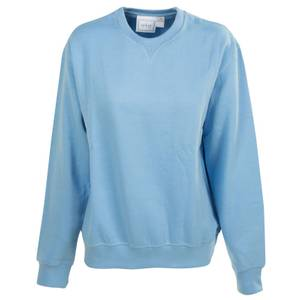 CG | CG Women's Baby Blue Fleece Crew Sweatshirt