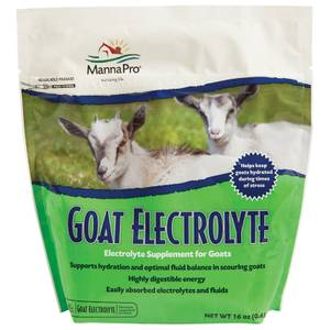 Manna Pro Positive Pellet Goat Dewormer