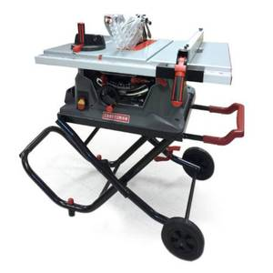 Craftsman Jobsite Table Saw At Blain 39 S Farm Fleet