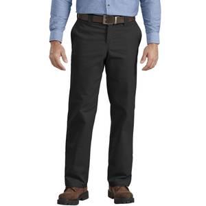 Mens Denim Straight Fit Regular Black Hard Heavy Duty Jeans Trousers Pants New