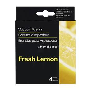 Homesource Universal Fresh Lemon Vacuum Scent Pack At
