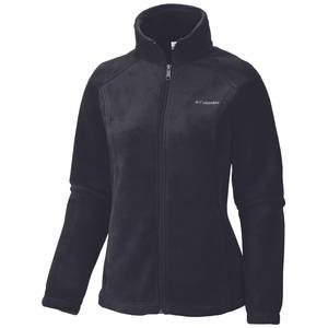 Columbia Sportswear Company Misses Black Benton Springs Full Zip Jacket