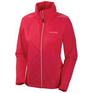 Columbia Sportswear Company Misses Bright Rose Switchback II Jacket