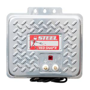 Zareba Red Snap R Steel Ac Fence Charger At Blain S Farm