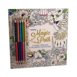 As Seen On TV Colorama Magic Path Coloring Book At Blains Farm Amp Fleet