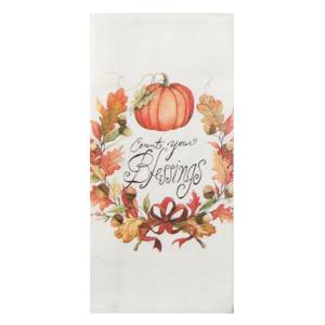 Kay dee designs count your blessings flour sack towel at Kay dee designs kitchen towels