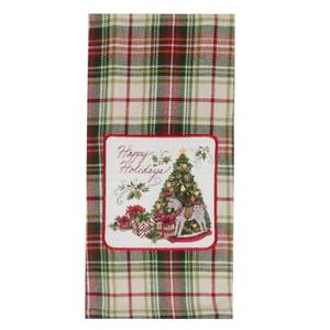 Kay dee designs botanical cardinal linens kitchen towel at Kay dee designs kitchen towels