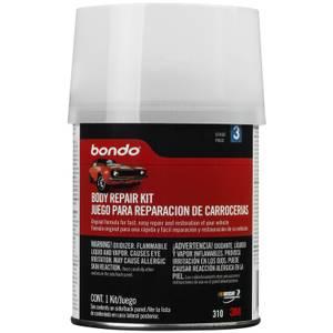 Bondo Plastic Metal