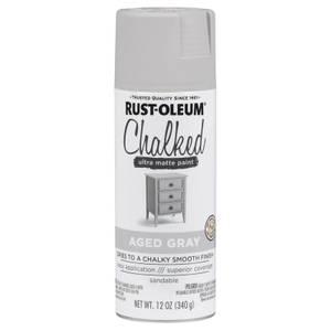 Rust Oleum Chalked Ultra Matte Paint Color Gray At Blain 39 S Farm Fleet