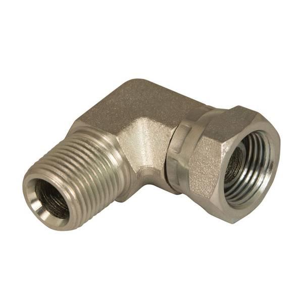 Apache hydraulic adapter male pipe thread female