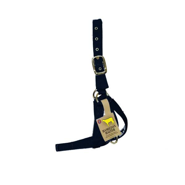 Nylon Turn Out Cow Halter