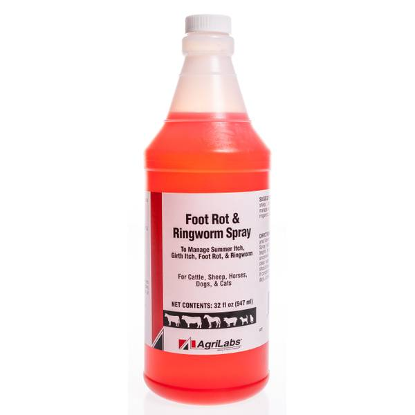 Foot Rot and Ringworm Solution