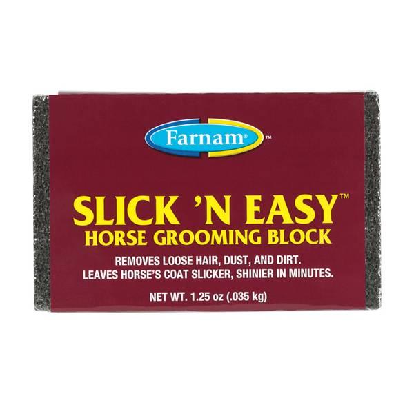 Slick 'N Easy Horse Grooming Aid