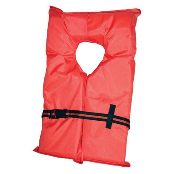 Adult Size Type II Foam Life Jacket
