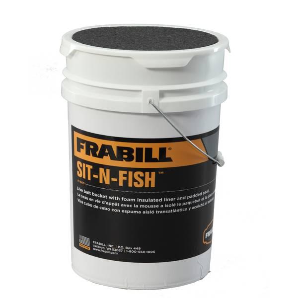 Sit - N - Fish Bucket