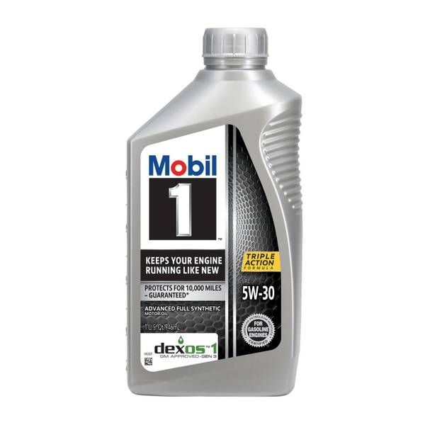 5W30 Fully Synthetic Motor Oil