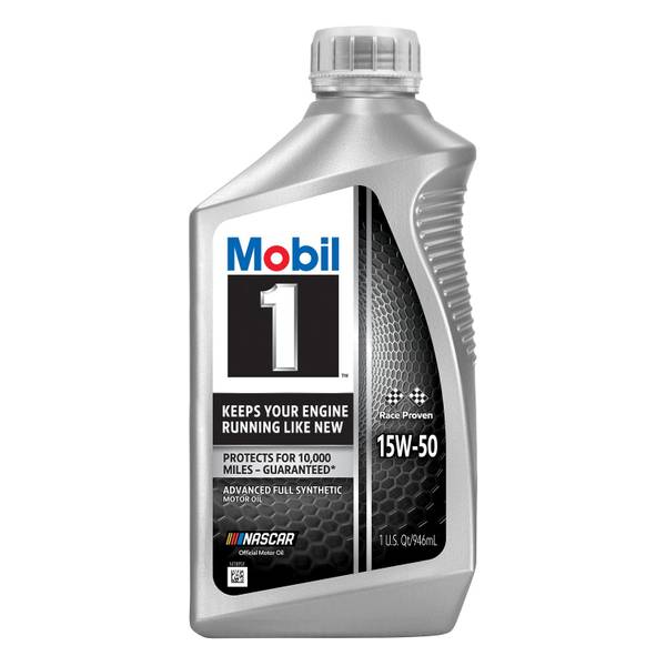 15W-50 Fully Synthetic Motor Oil