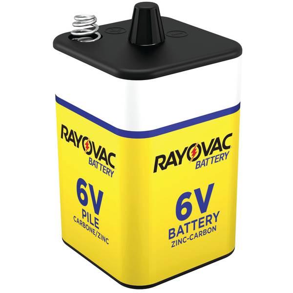 Heavy Duty Spring Terminal Lantern Battery