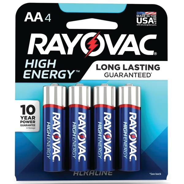 """AA"" Alkaline Batteries"