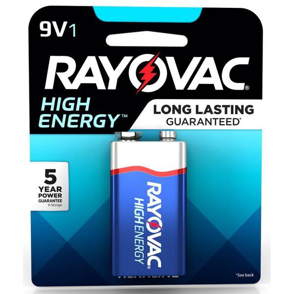 """""""9V"""" Alkaline Battery"""