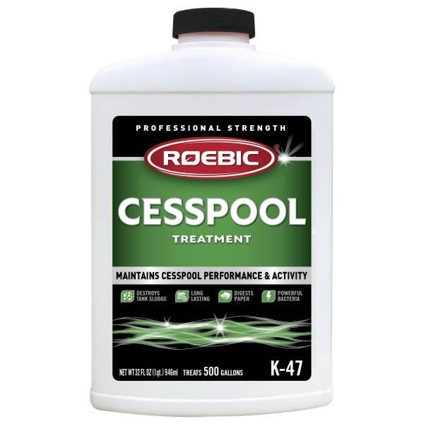 Cesspool Treatment