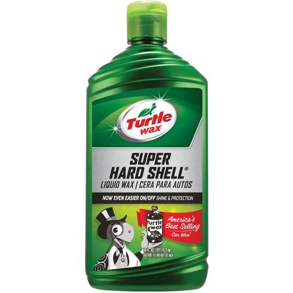 Super Hard Shell Liquid Wax
