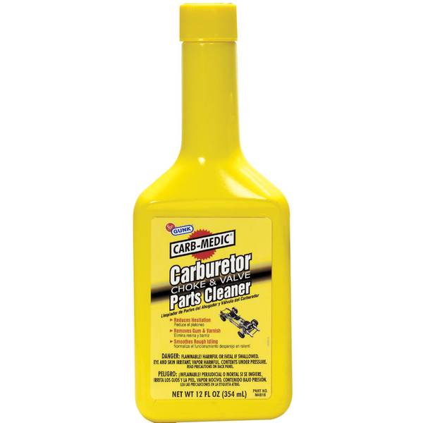 Carburetor Parts Cleaner