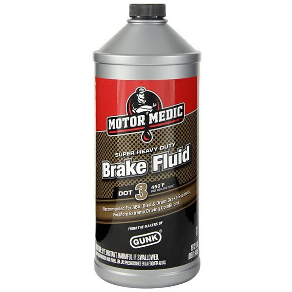 Brake Fluid DOT 3 Super HD