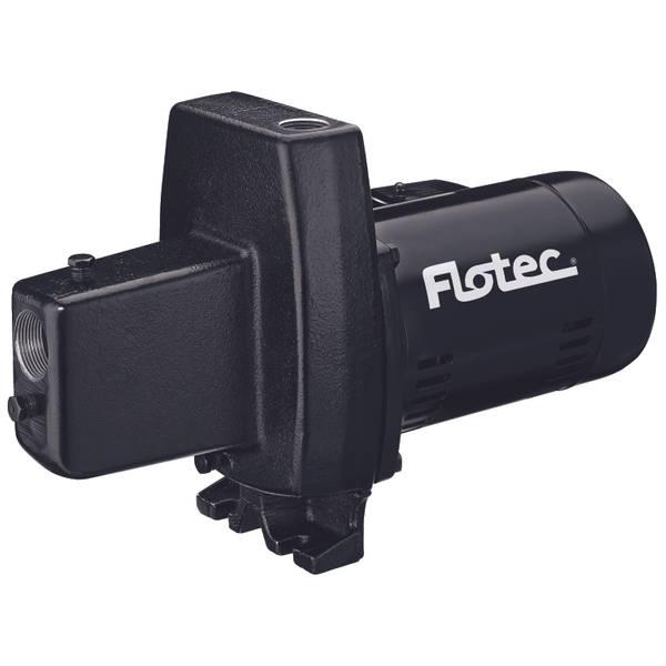 Flotec Cast Iron Shallow Well Pump