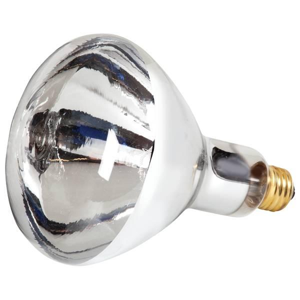 250 Watt Silver Heat Lamp