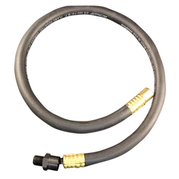 Snubber Hose with Swivel End