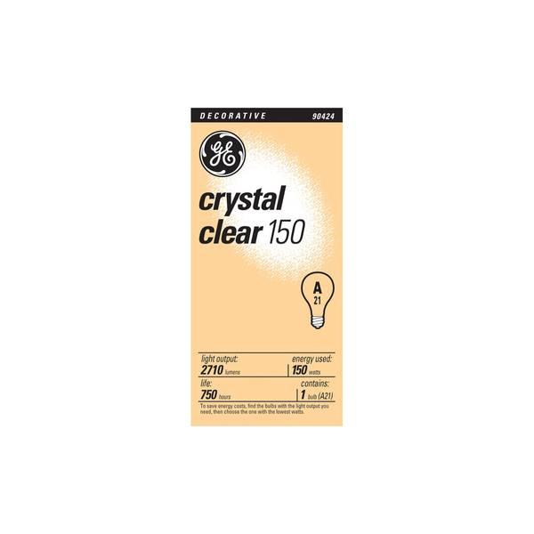 A - Line Crystal Clear Light Bulb
