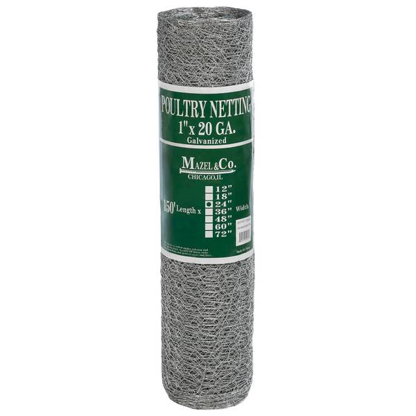 150' Poultry Netting