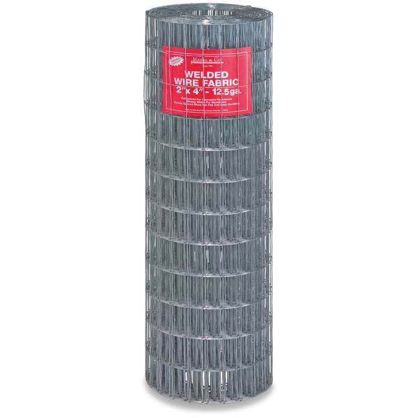 Mazel Co 100 12 1 2 Gauge Welded Wire Fence 80117 Blain S
