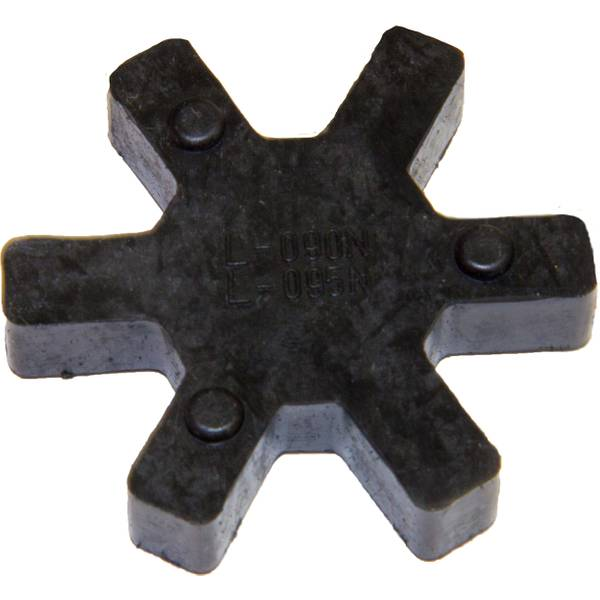 L - Jaw Coupler Rubber Insert