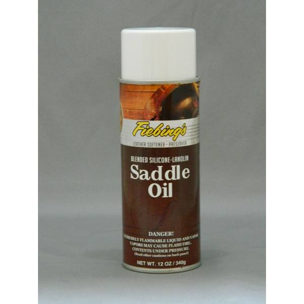 Silicone Lanolin Saddle Oil