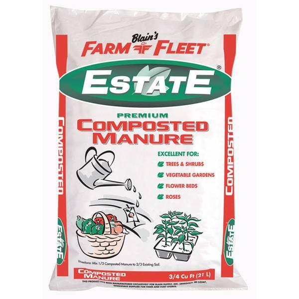 Premium Composted Manure