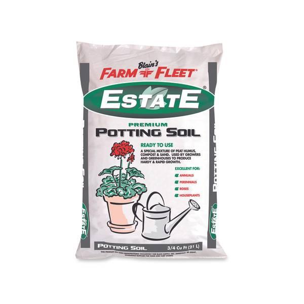 3/4 cu. ft. Premium Potting Soil