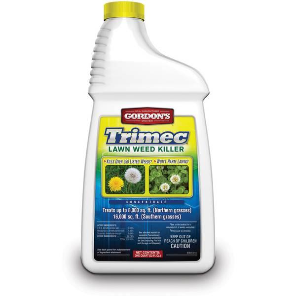 Trimec Lawn Weed Killer