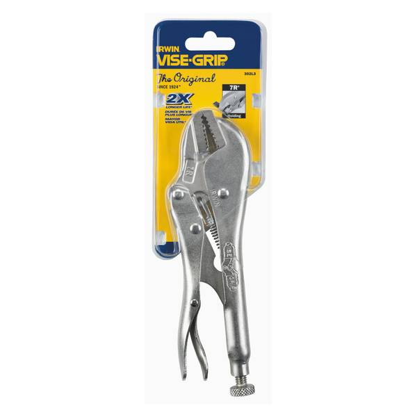 Vise - Grip The Original Straight Jaw Locking Pliers