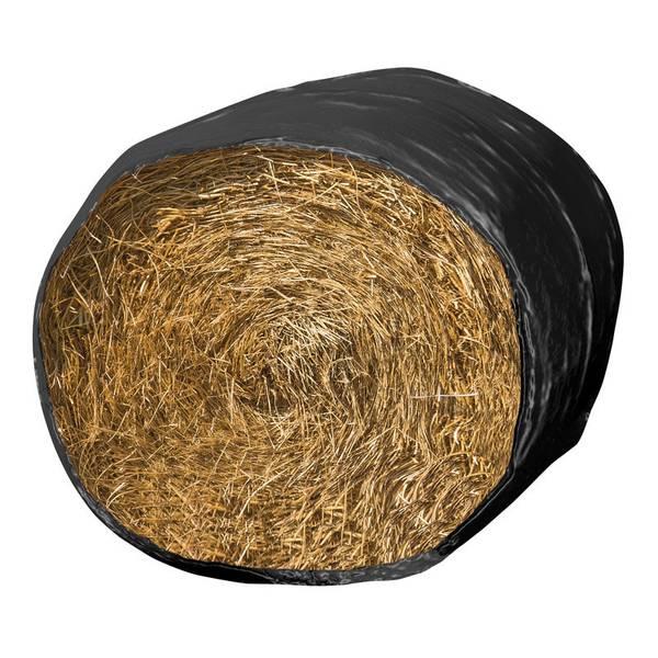 25 - Pack Black Bale Sleeves
