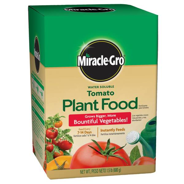 Water Soluble Tomato Plant Food