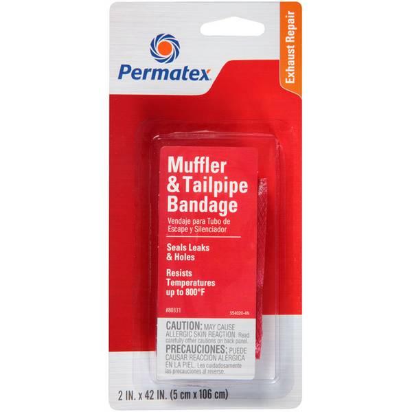 Muffler & Tailpipe Bandage