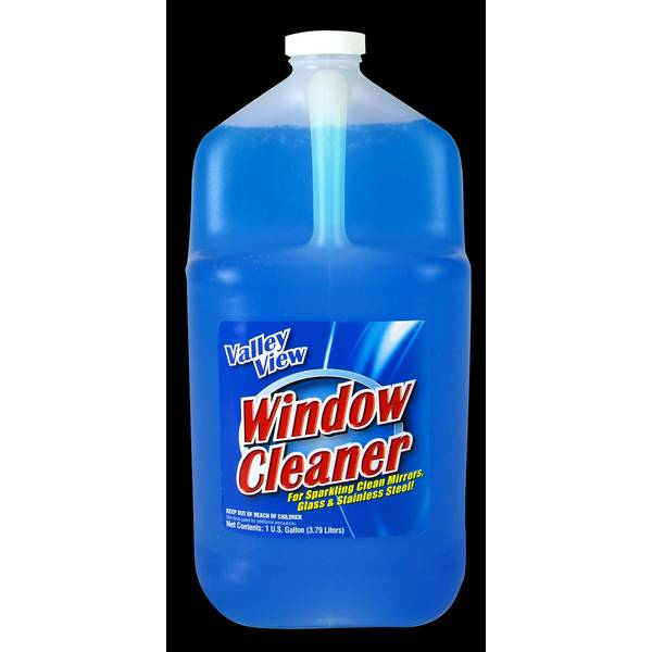 Sparkling Window Cleaner