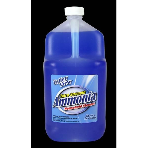 Extra Strength Ammonia