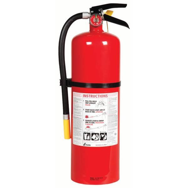 Pro Series 460 Multi - Purpose Fire Extinguisher