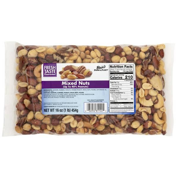 Mixed Peanuts
